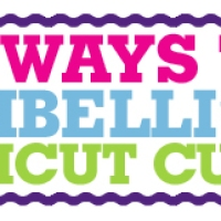 25 Ways to Embellish Your Cricut Cuts