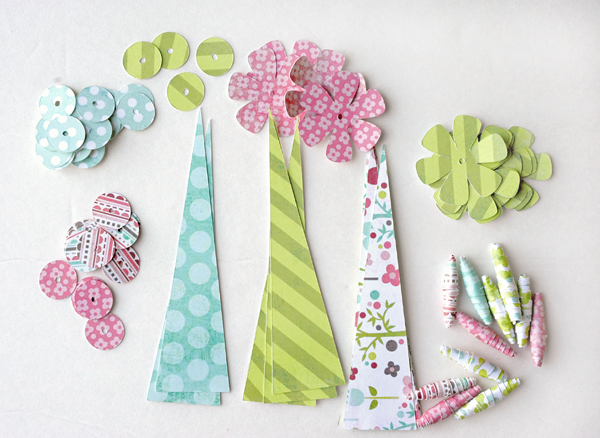 How To You Burnish Craft Paper