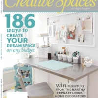 Creative Spaces Volume 2 Giveaway!