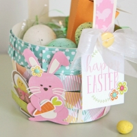 Echo Park Paper: Easter Basket