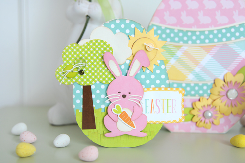 Jana Eubank Wooden Easter Eggs Photo 3