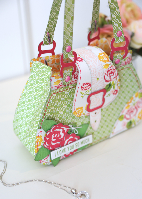 Jana Eubank Petticoats Purse Bag Photo 5