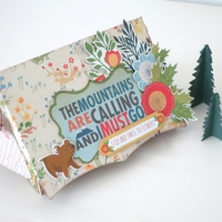 Carta Bella Paper: Tent Goodie Box
