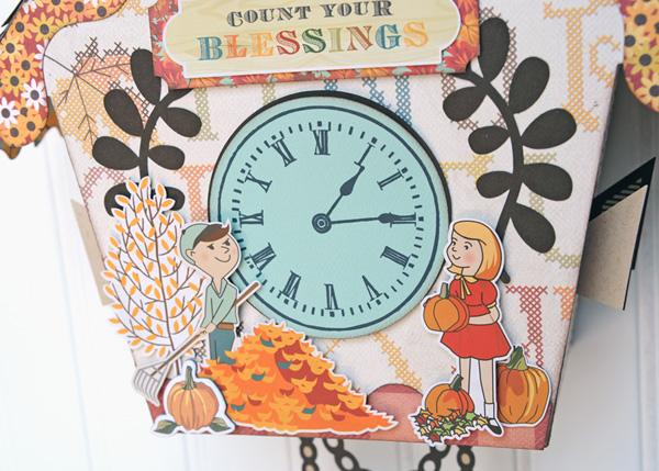 Jana Eubank Autumn Cuckoo Clock Photo 2 600