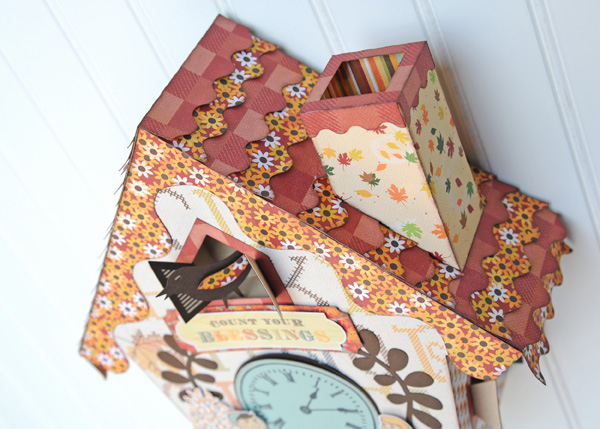 Jana Eubank Autumn Cuckoo Clock Photo 5 600