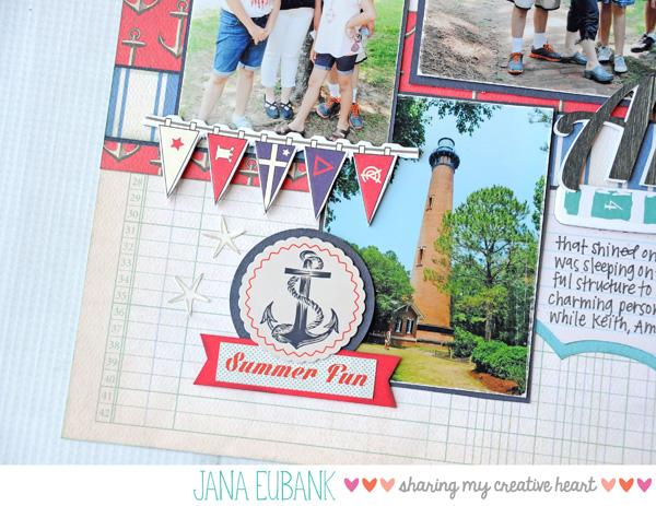 Jana Eubank Carta Bella Paper Yacht Club Ahoy 5