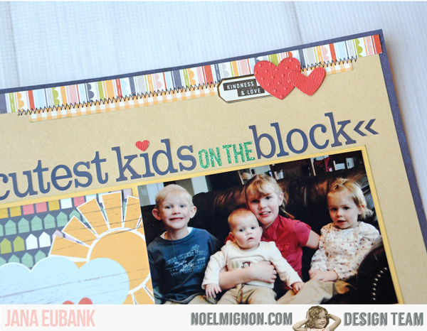 Jana Eubank Noel Mignon Cutest Kids 2