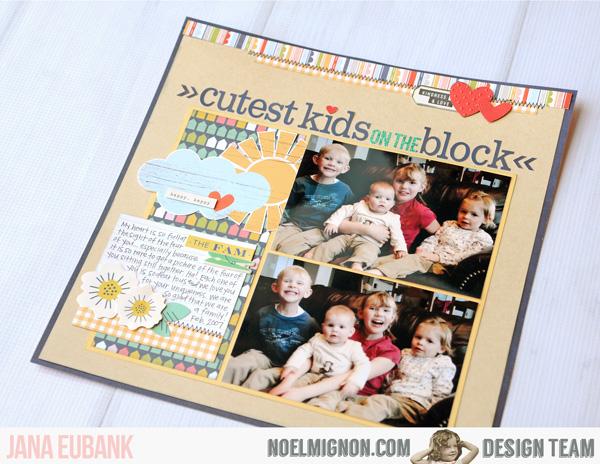 Jana Eubank Noel Mignon Cutest Kids 4