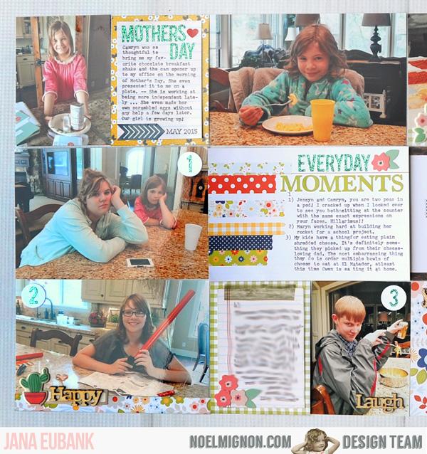 Jana Eubank Noel Mignon Pocket Page Everyday 2