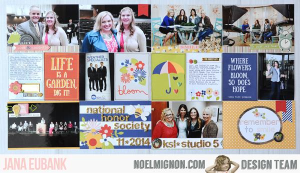Jana Eubank Noel Mignon Pocket Page KSL 1