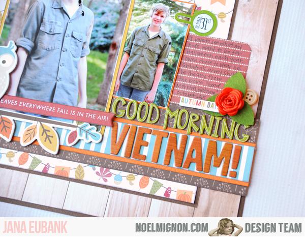 Good Morning Vietnam Theme : Noel mignon good morning vietnam jana eubank