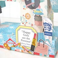 Carta Bella Paper: A Gift Box that is Sew Cute!