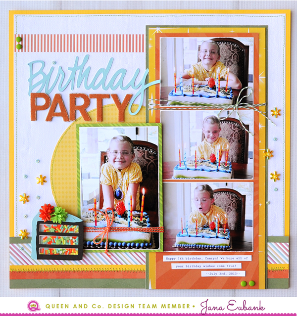 Jana Eubank Queen & Co Bday Party Layout 1 600