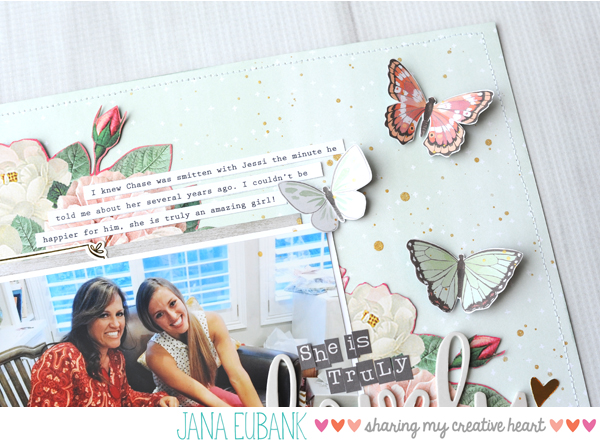 Jana Eubank Scrapbooking Lovely 2