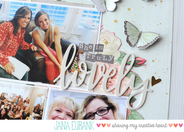 Jana Eubank Scrapbooking Lovely 3