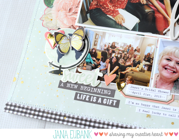 Jana Eubank Scrapbooking Lovely 4