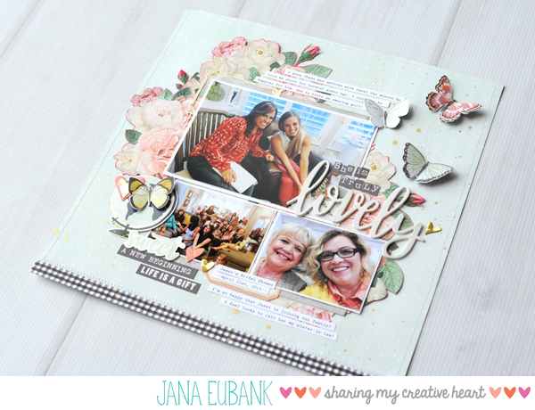 Jana Eubank Scrapbooking Lovely 5