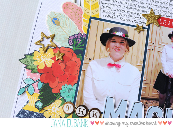Jana Eubank Scrapbooking Mary Poppins 3