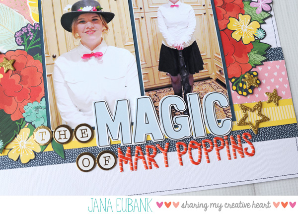 Jana Eubank Scrapbooking Mary Poppins 4