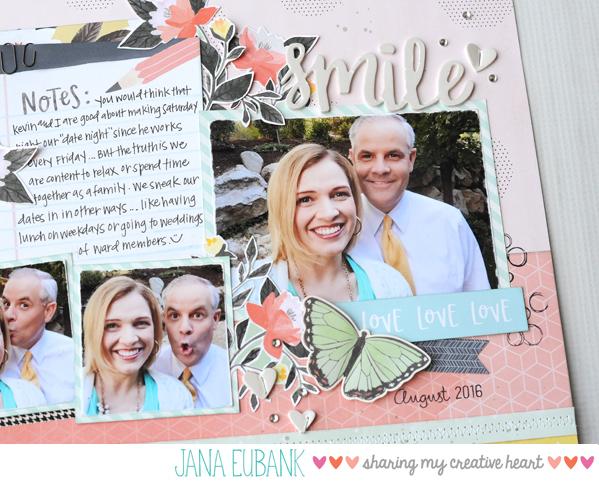 Jana Eubank Scrapbooking Smile 3