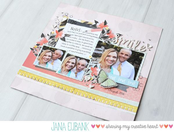 Jana Eubank Scrapbooking Smile 5