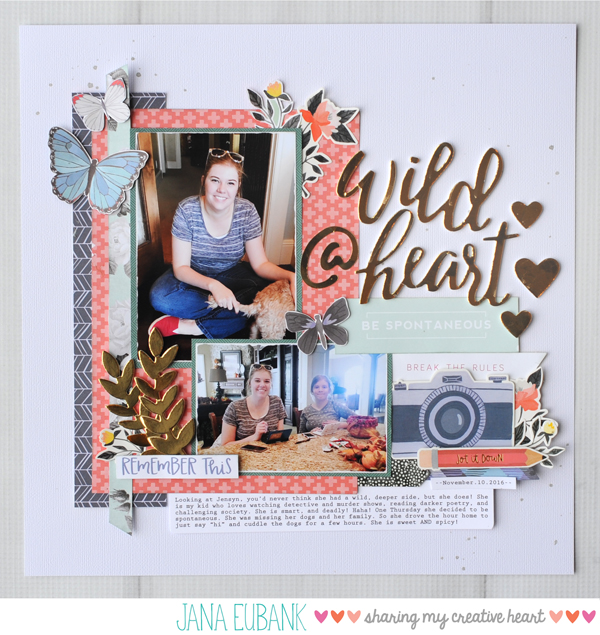 Jana Eubank Scrapbooking Wild at Heart 1 600