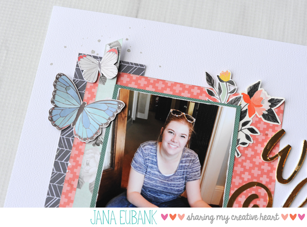 Jana Eubank Scrapbooking Wild at Heart 2