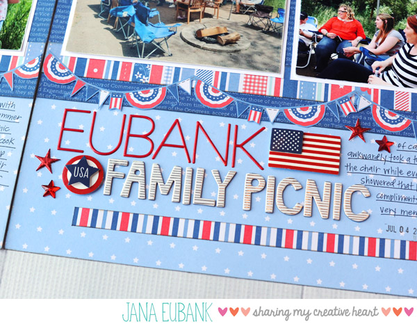 Jana Eubank 4th Family Picnic 5