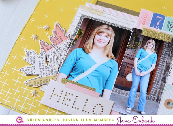 Jana Eubank Queen & Co Hello Layout 4 600