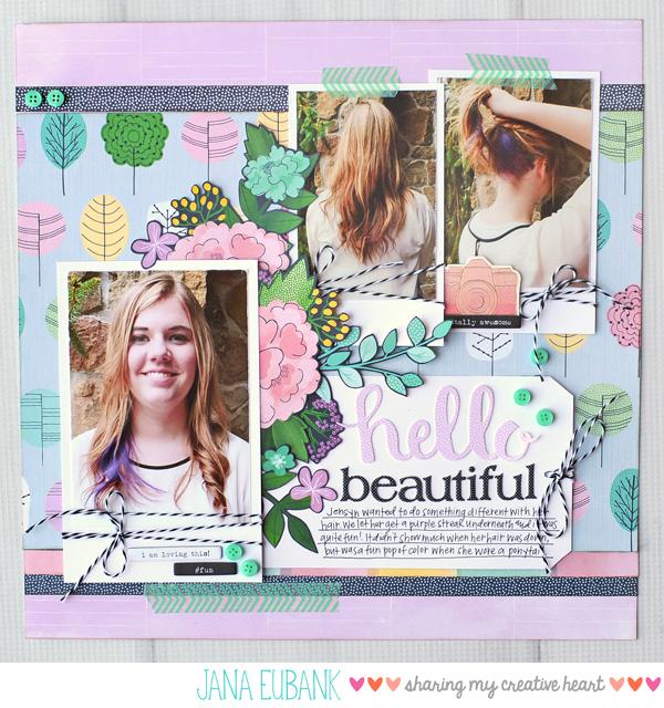 Jana Eubank Shimelle Little By Little Hello Beautiful 1