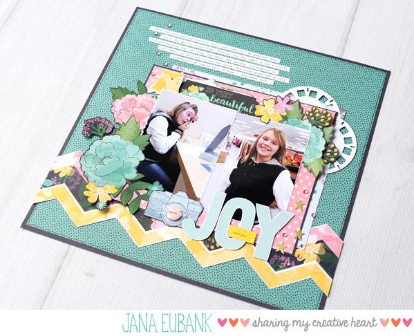 Jana Eubank Shimelle Little By Little Joy 5