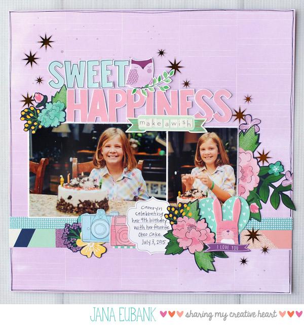 Jana Eubank Shimelle Little By Little Sweet Happiness 1
