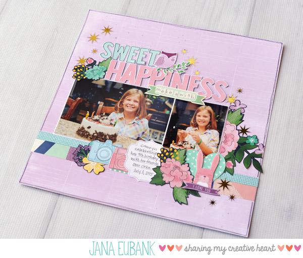 Jana Eubank Shimelle Little By Little Sweet Happiness 4