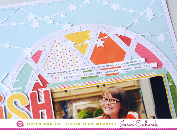 Jana Eubank Queen and Company Make a Wish Layout 3 600