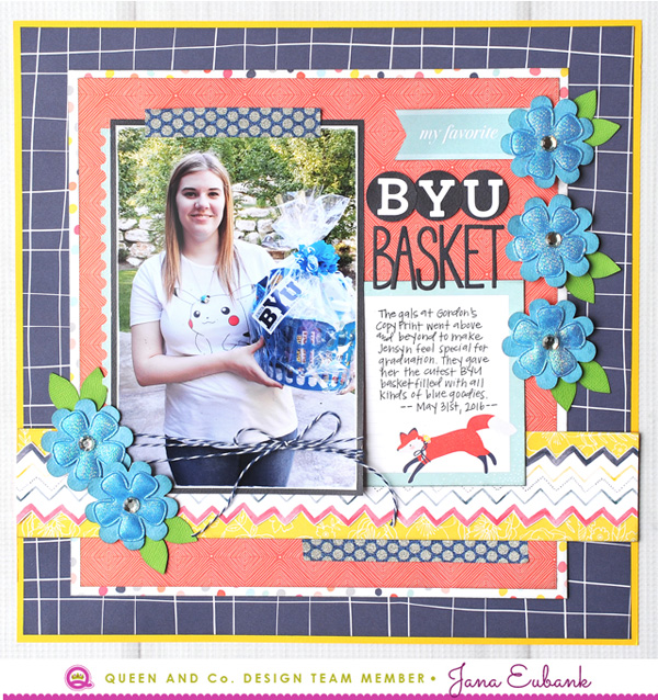 Jana Eubank Queen & Co BYU Basket 1