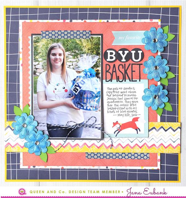 Jana Eubank Queen & Co BYU Basket 1