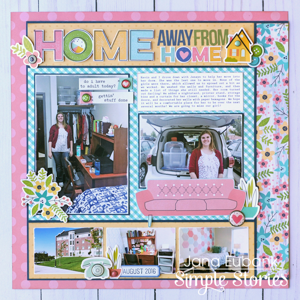 Jana Eubank Simple Stories Domestic Bliss Home Away From Home Layout 1 600