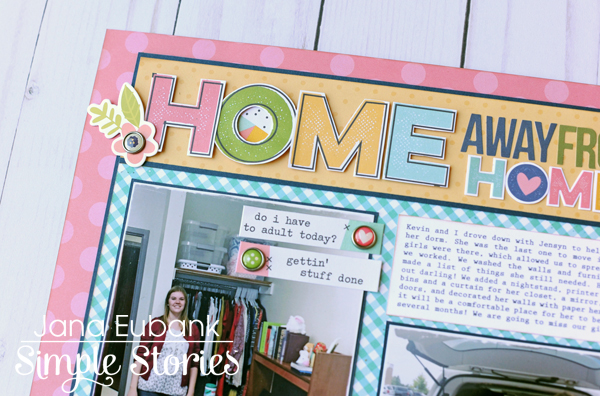Jana Eubank Simple Stories Domestic Bliss Home Away From Home Layout 2 600