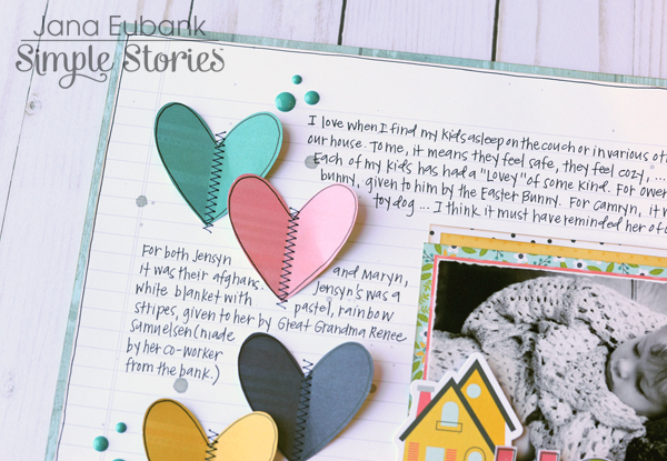 Jana Eubank Simple Stories Domestic Bliss Home Layout 2 600