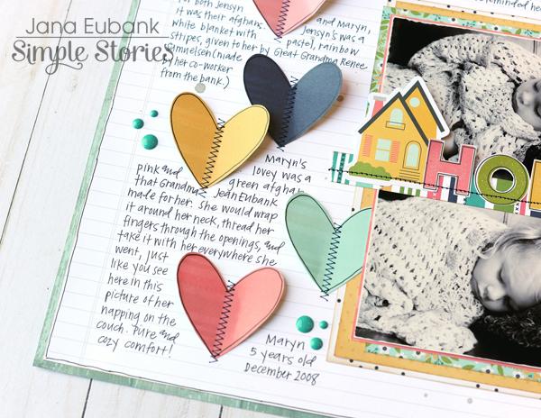 Jana Eubank Simple Stories Domestic Bliss Home Layout 4 600