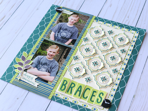 Jana Eubank Stampin Up Eastern Palace Braces 5