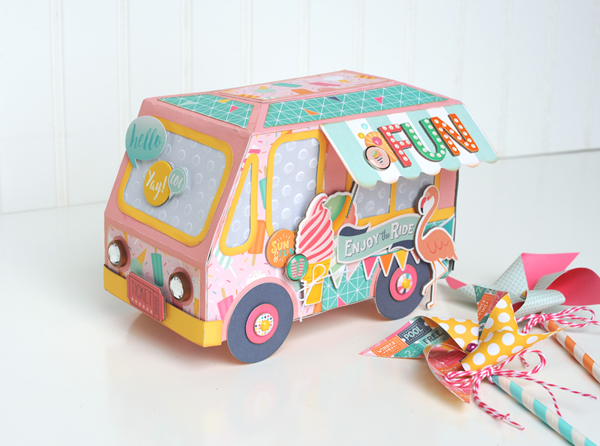 Jana Eubank Summer Dreams Ice Cream Truck 1 600