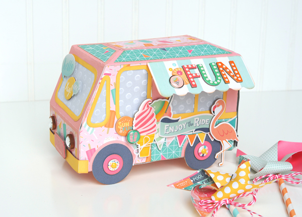 Jana Eubank Summer Dreams Ice Cream Truck 2 600