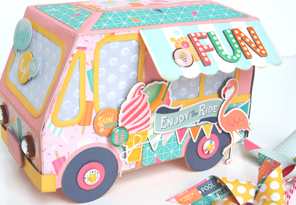 Jana Eubank Summer Dreams Ice Cream Truck 3 600