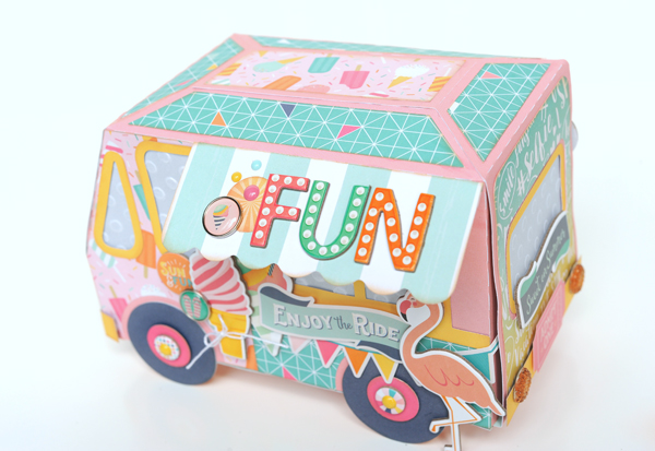 Jana Eubank Summer Dreams Ice Cream Truck 4 600