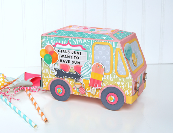 Jana Eubank Summer Dreams Ice Cream Truck 7 600