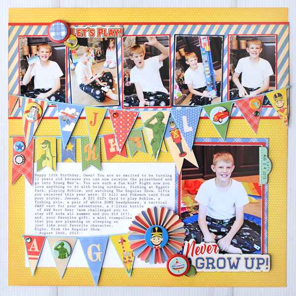 Jana Eubank Toy Box Never Grow Up Layout 1 600