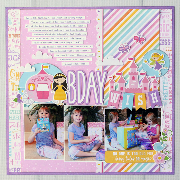 Jana Eubank Perfect Princess Bday Wish Layout 1 600