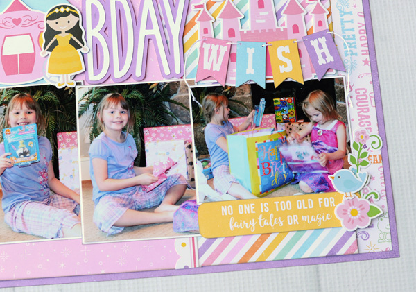 Jana Eubank Perfect Princess Bday Wish Layout 4 600