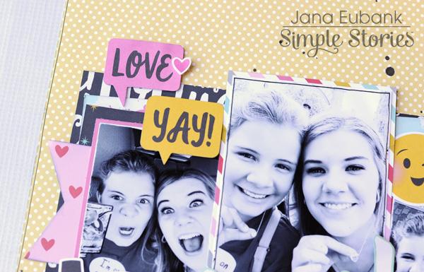 Jana Eubank Simple Stories Emoji Love WOW Layout 2 600